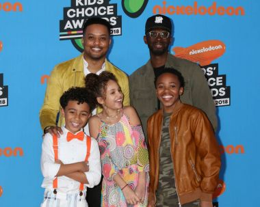 Ron G, Ishmel Sahid, Micah Abbey, Scarlet Spencer, Dallas Young