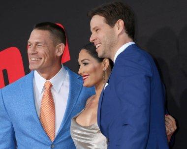 John Cena, Nikki Bella, Ike Barinholtz