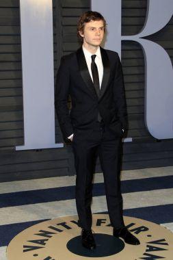 actor Evan Peters