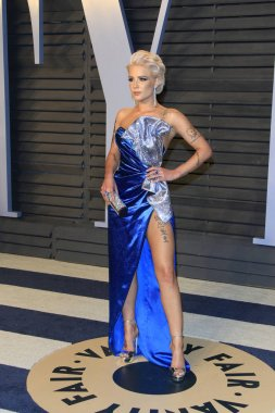 Halsey at the 24th Vanity Fair Oscar After-Party