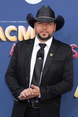 country music singer Jason Aldean