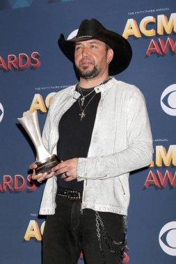 singer Jason Aldean