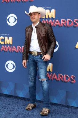 singer Justin Moore