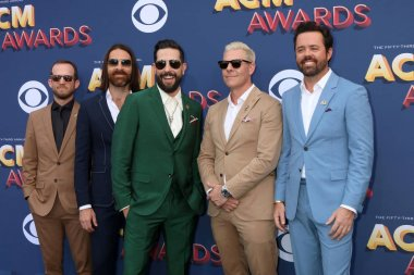 Old Dominion at the Academy of Country Music Awards 2018