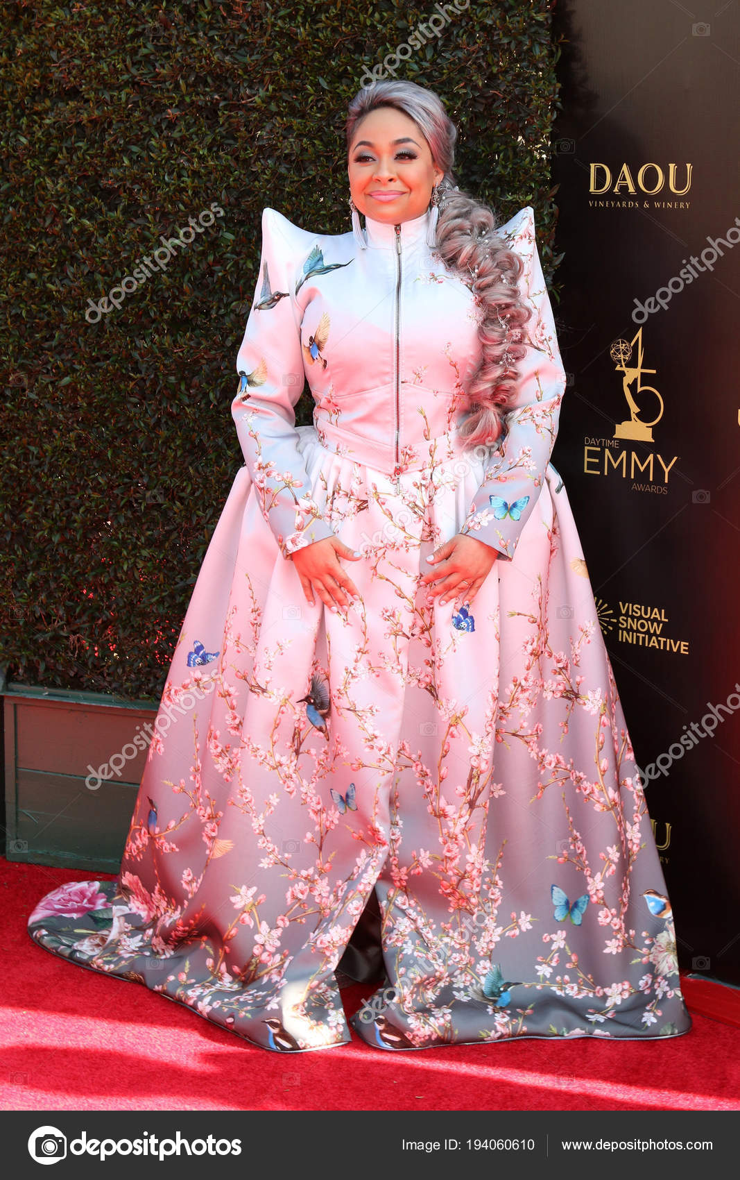 Los Angeles Apr Raven Symone Auf 2018 Daytime Emmy Awards ...