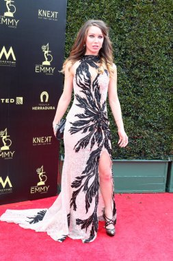 LOS ANGELES - APR 29:  Celeste Fianna at the 45th Daytime Emmy Awards at the Pasadena Civic Auditorium on April 29, 2018 in Pasadena, CA