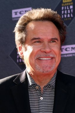 LOS ANGELES - APR 26:  Dennis Miller at the 2018 TCM Classic Film Festival - Opening Night Gala - 50th Anniversary of