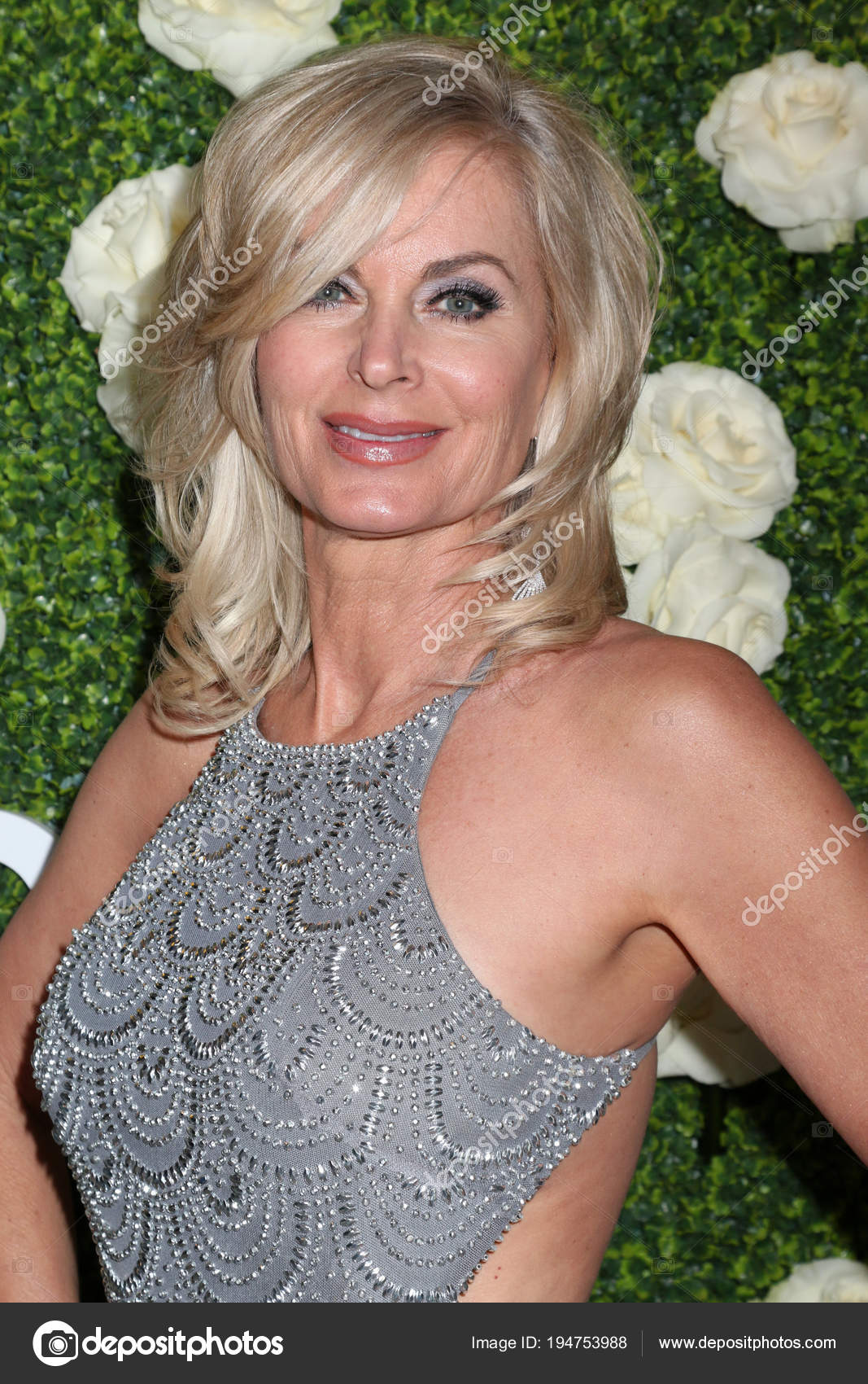 actress eileen davidson – stock editorial photo