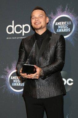 47th American Music Awards - Press Room