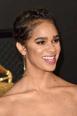 LOS ANGELES - JAN 26:  Misty Copeland at the 2020 Grammy Awards - Arrivals at the Staples Center on January 26, 2020 in Los Angeles, CA