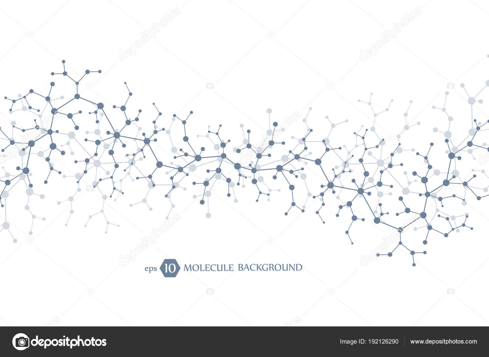 Concepto de las moléculas de las neuronas y sistema nervioso ...