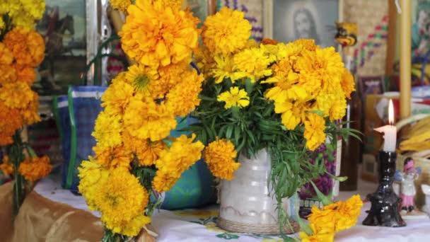 Blumen vom Tag der Toten