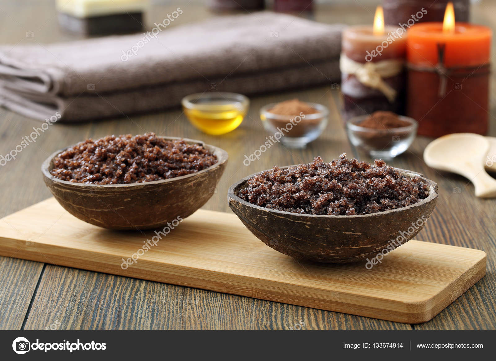 gommage au chocolat maison avie home. Black Bedroom Furniture Sets. Home Design Ideas