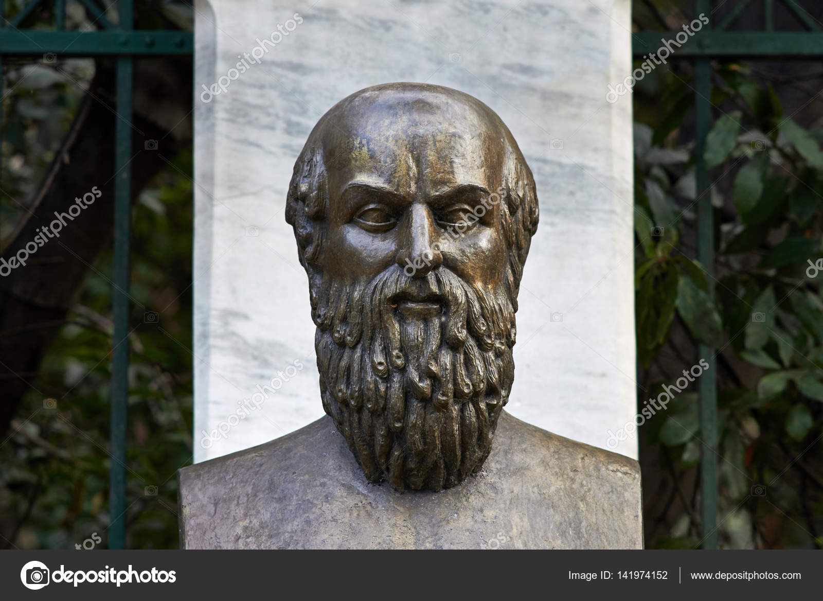 ギリシャの詩人アイスキュロス —...