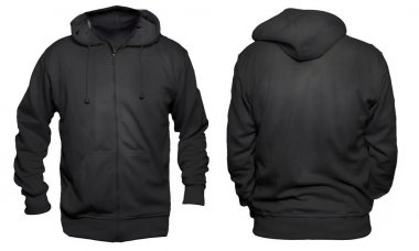 Black Hoodie Mock up