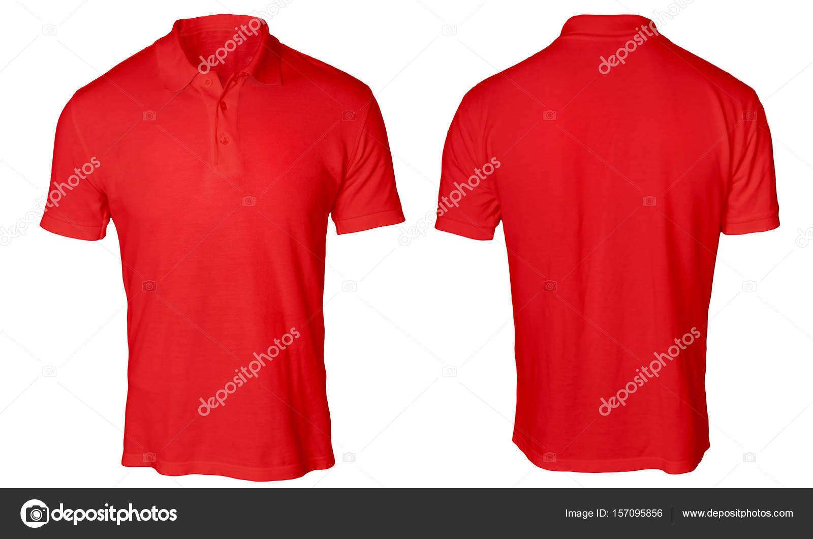 25db279e2 Camisa de polo en blanco simulada plantilla