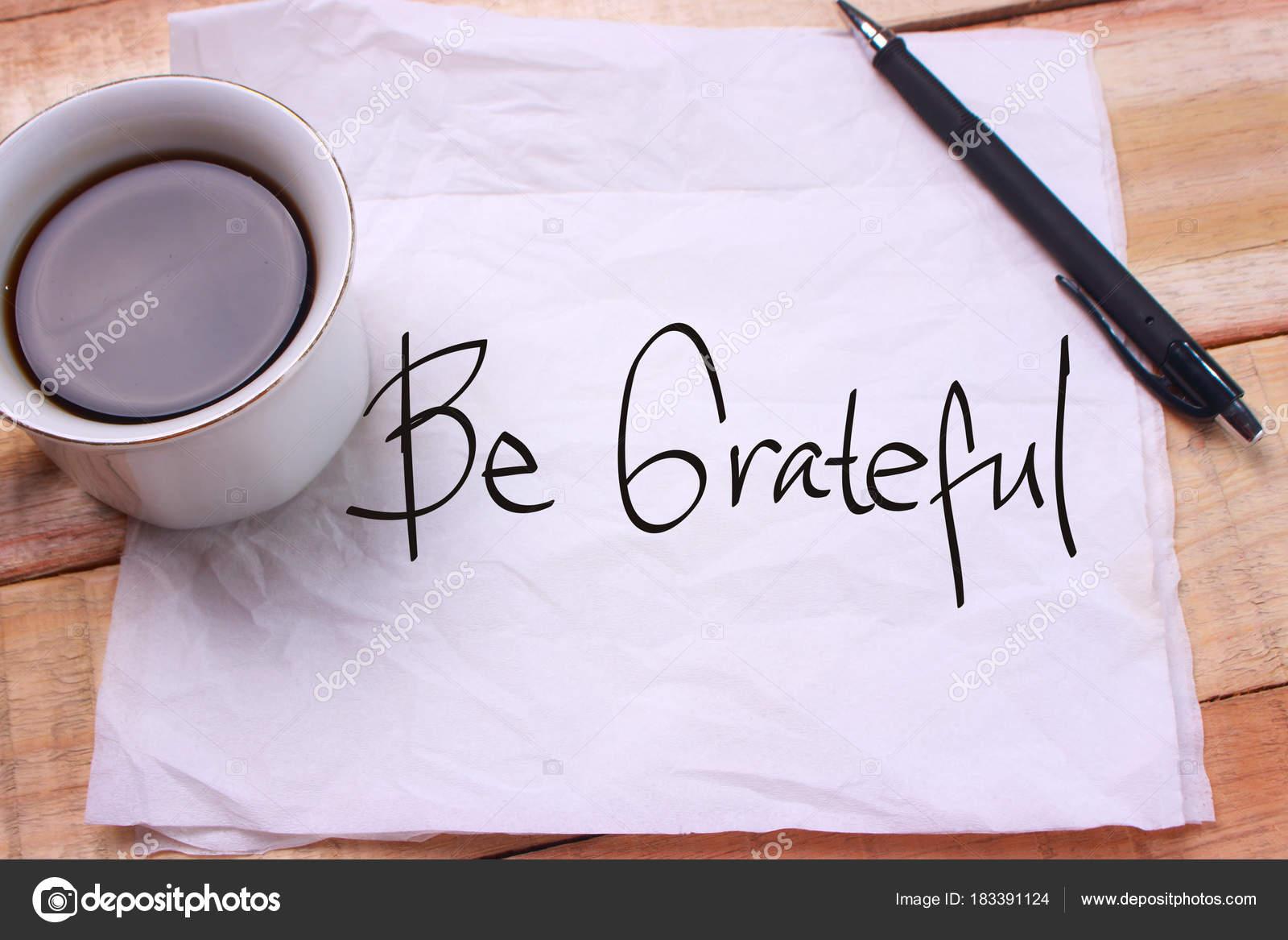 Citaten En Gezegden Over Dankbaarheid : Dankbaar zijn motiverende tekst u stockfoto airdone