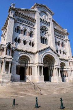 Saint Nicholas Cathedral in Monaco-Ville, Monaco