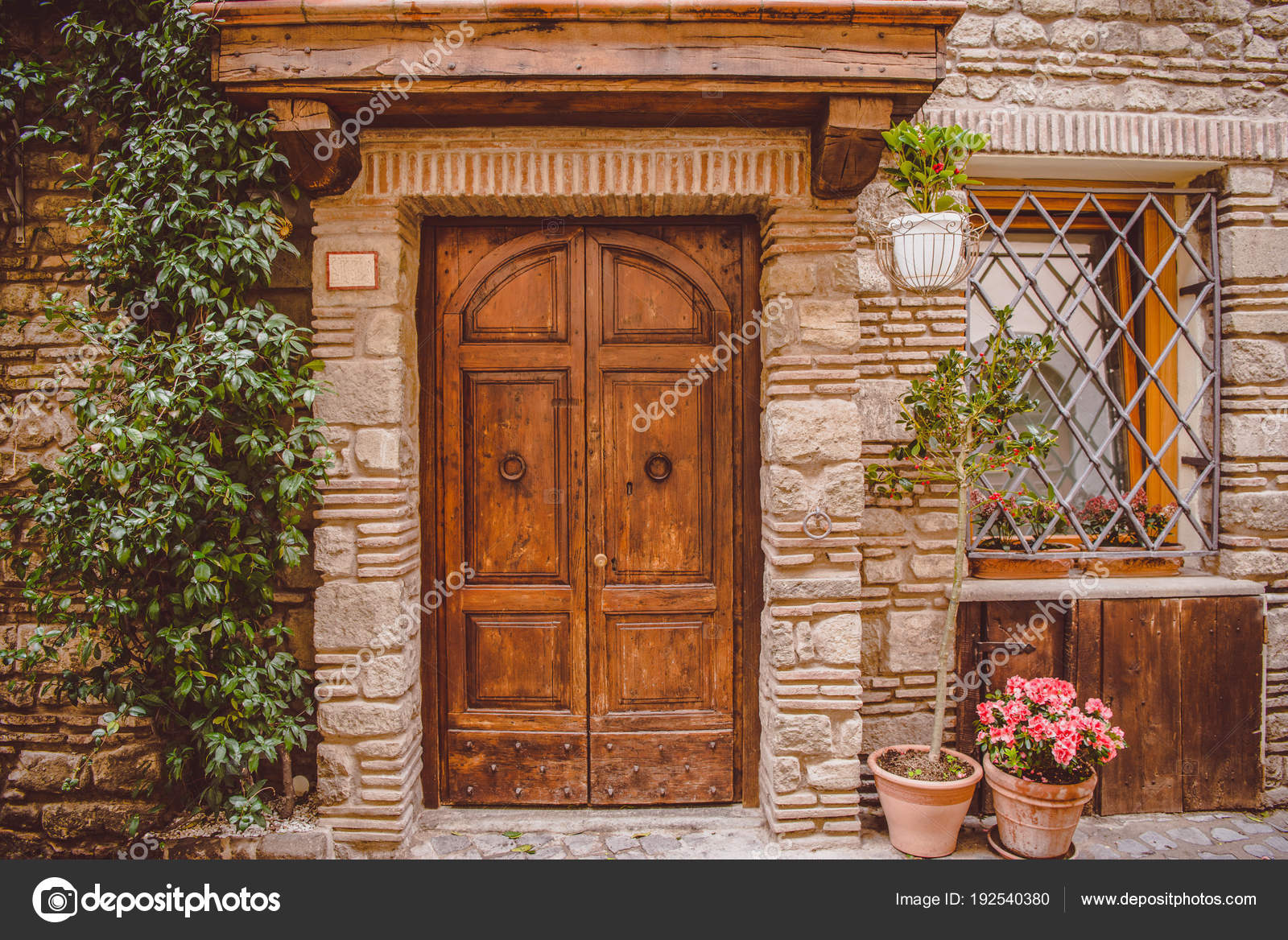 royalty door interior image set free closed apartment vector wooden