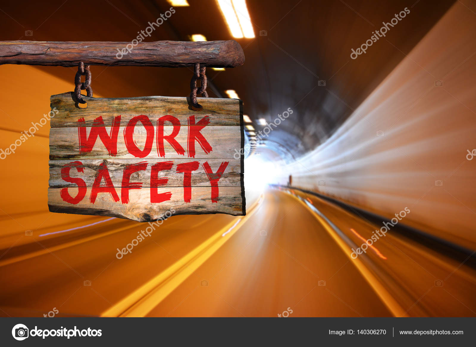 Segurança Do Trabalho Stock Photo Leont 140306270