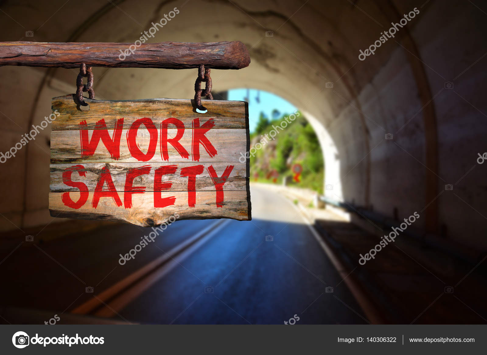 Segurança Do Trabalho Stock Photo Leont 140306322
