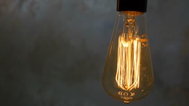 žárovka detail