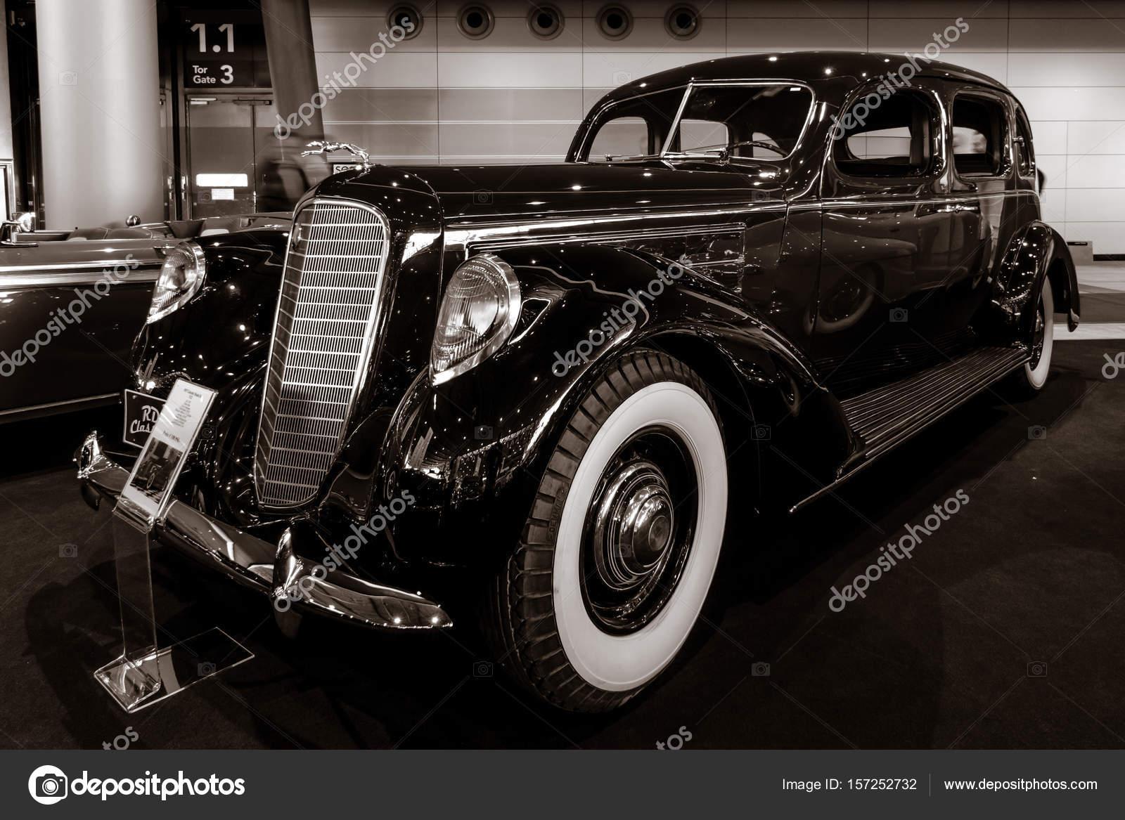 Luxury Car Lincoln Model K 1937 Stock Editorial Photo C S Kohl