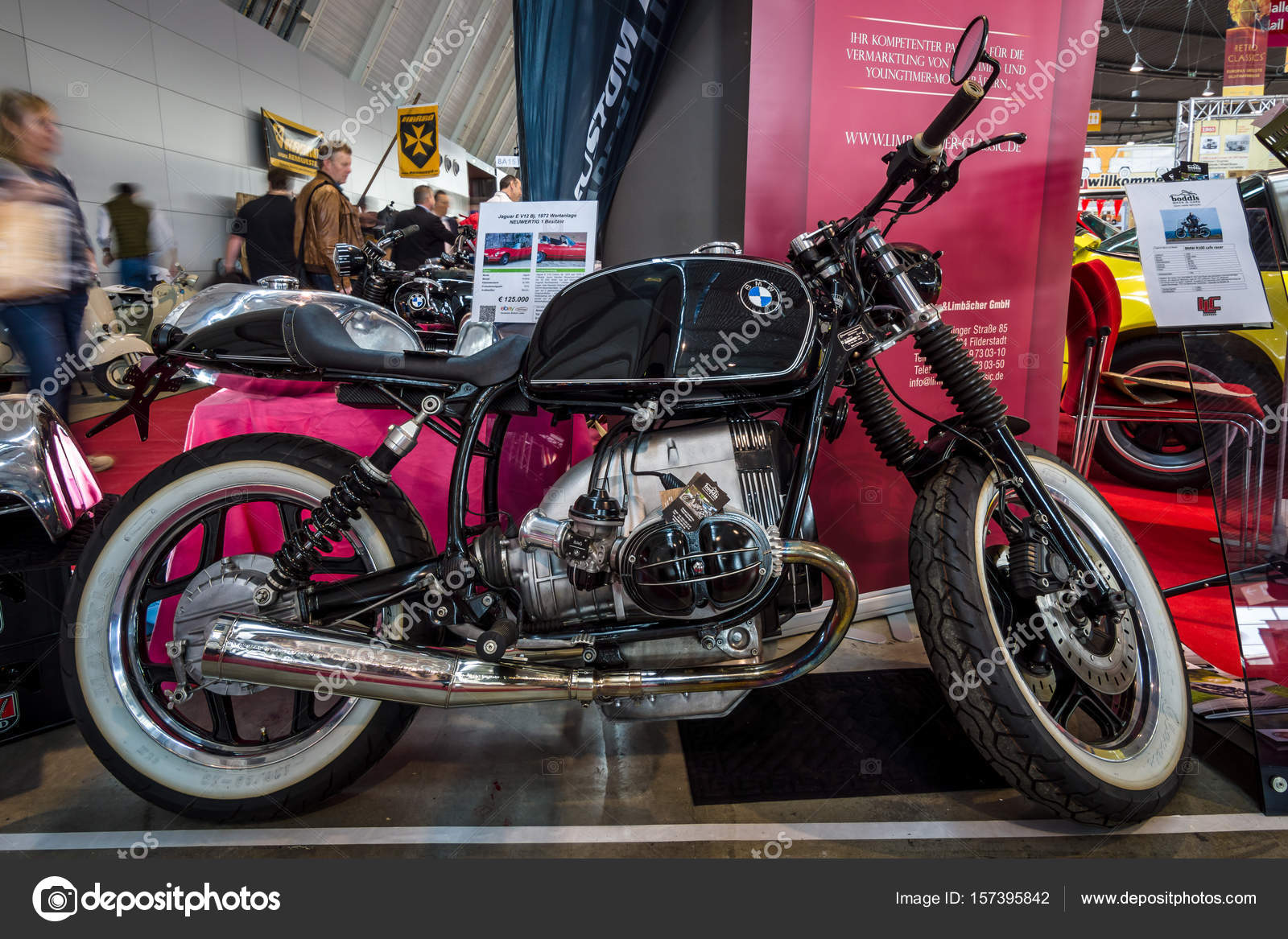 Images Bmw Cafe Racer The Motorcycle Bmw R100 Cafe Racer 1991 Stock Editorial Photo C S Kohl 157395842