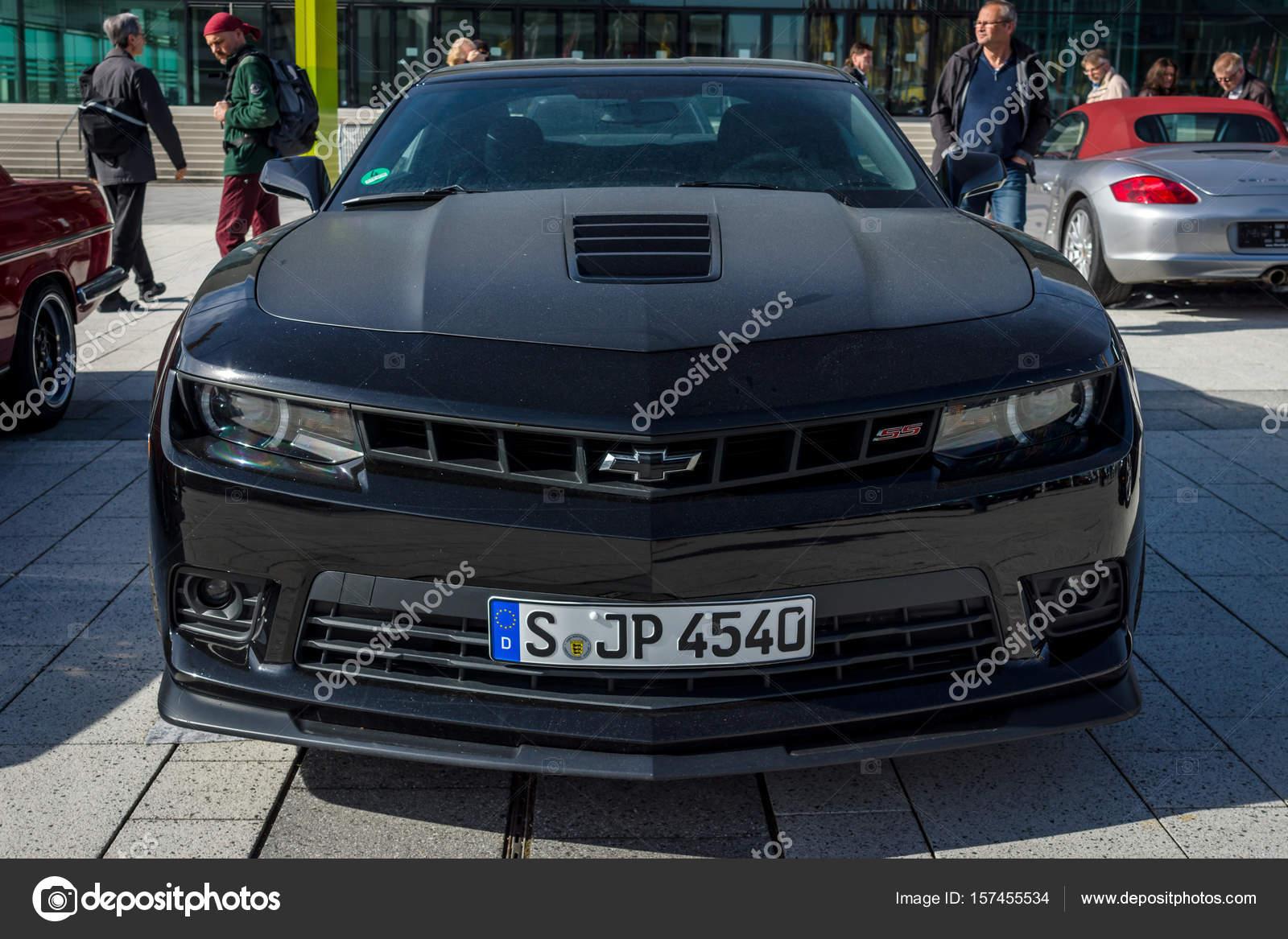 muscle-car der chevrolet camaro ss (5. generation), 2015