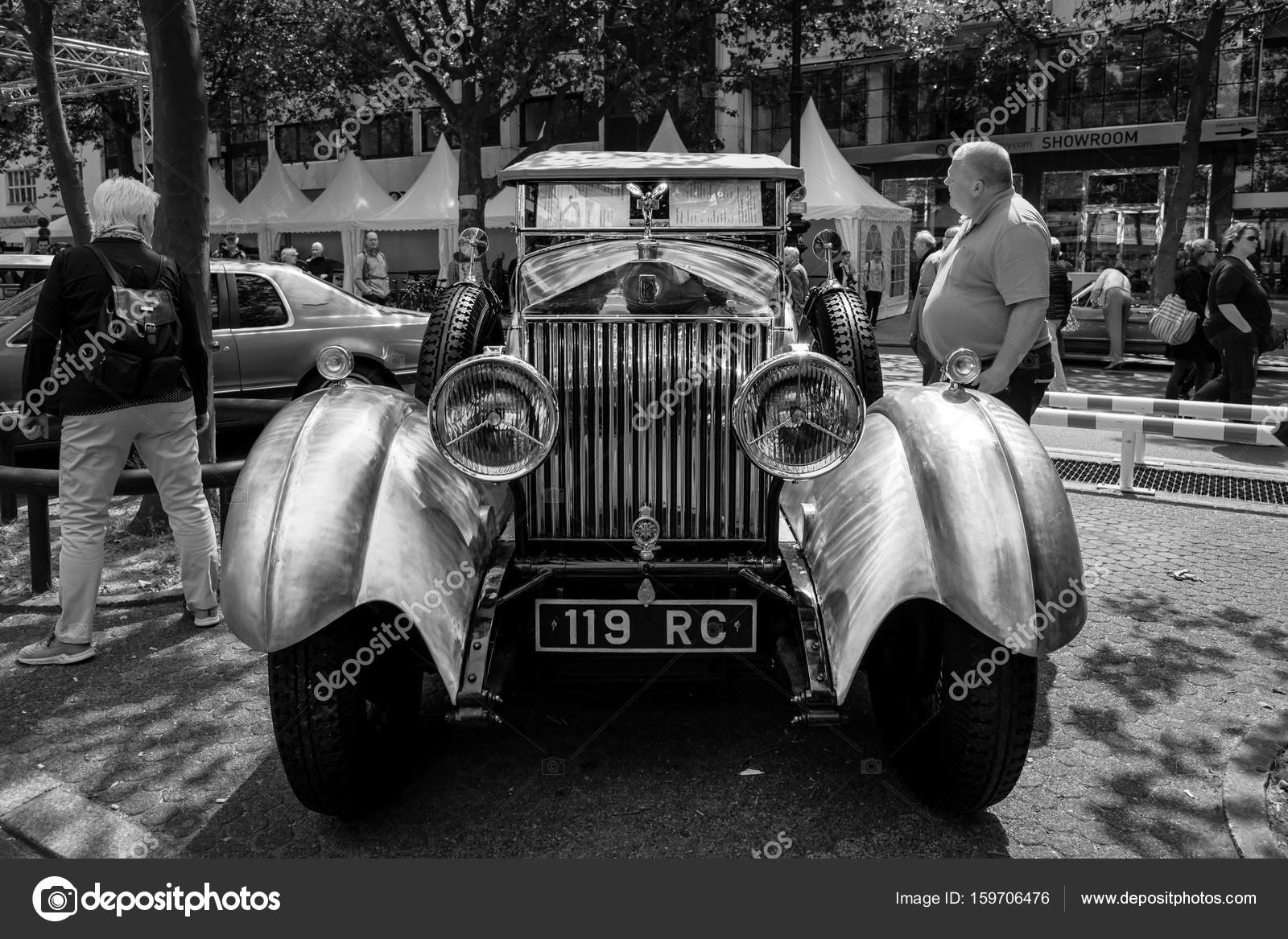 Luxury Car Rolls Royce Phantom I 1925 Stock Editorial Photo C S Kohl 159706476