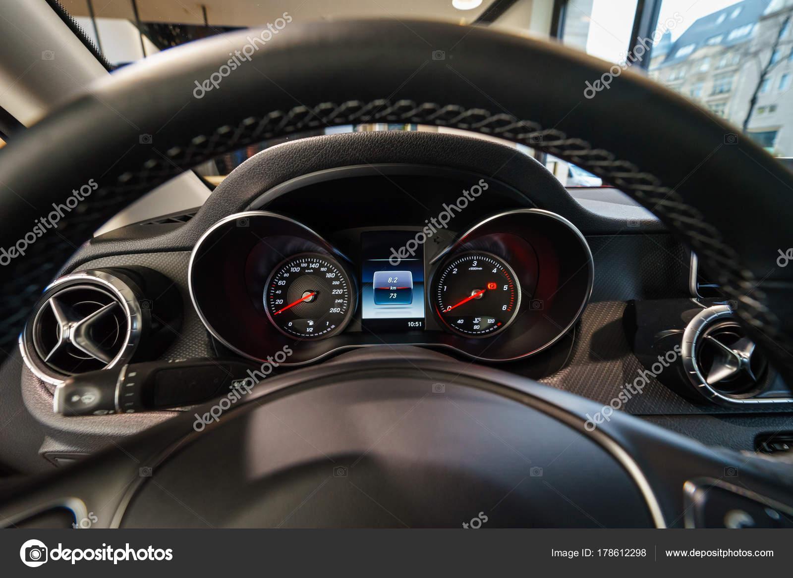 Berlin December 2017 Showroom Interior Mid Size Luxury Pickup Truck Stock Editorial Photo C S Kohl 178612298
