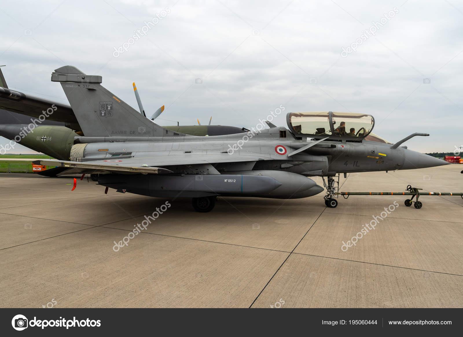Dassault Rafale C — Fotografia de Stock Editorial © S_Kohl