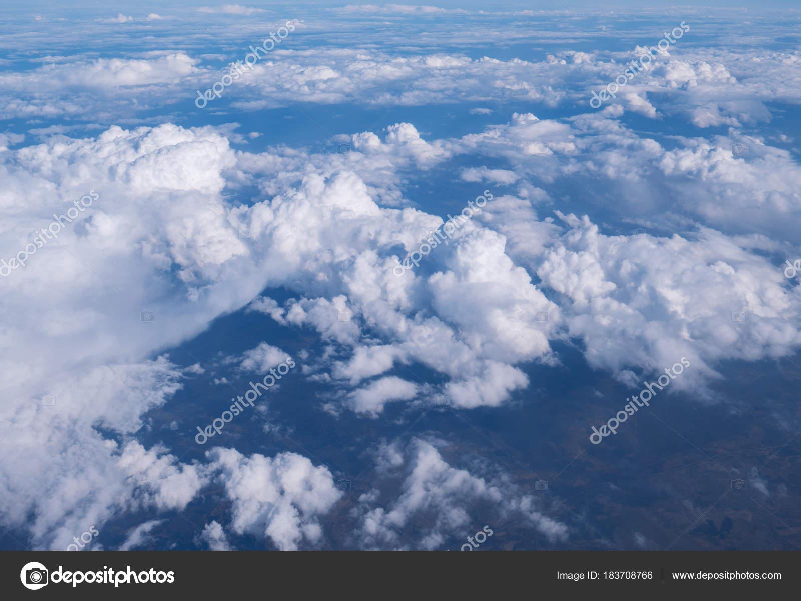 Вид Самоле�а Облака � С�оковое �о�о 169 eevl 183708766