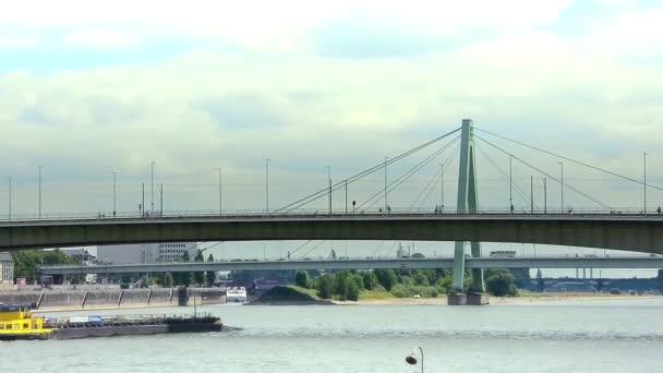 Köln die Rheinbrücken