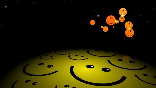 smajlík grafický návrh šťastný úsměv