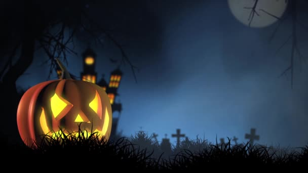 Halloween jack o lucernou dýně