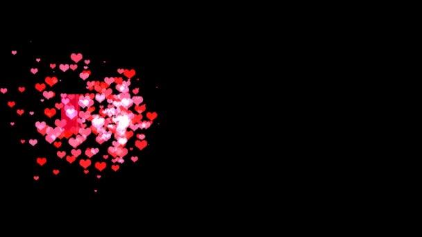 Miluji vás románské animované pozadí