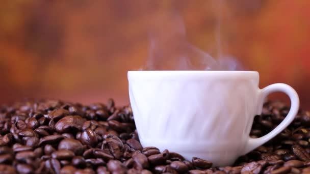 coffee grain pairs cup smoke