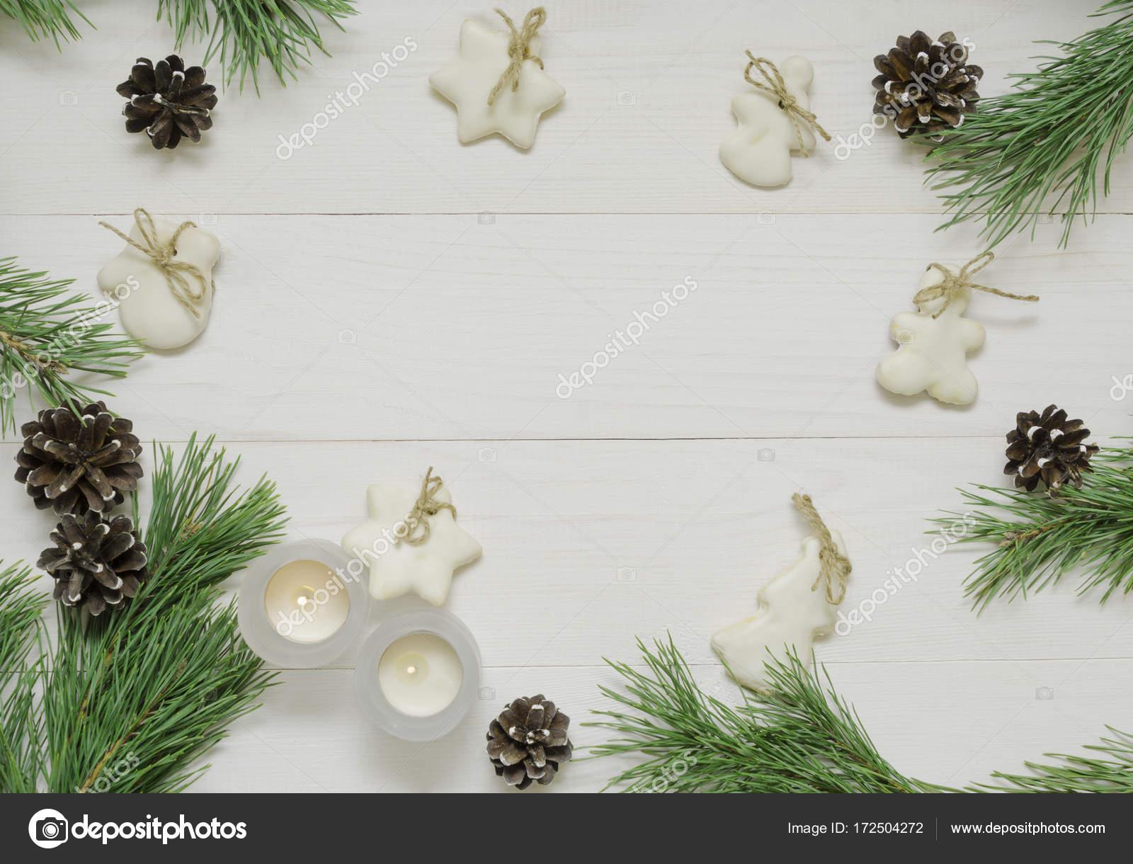 Weihnachten-Rahmen, Hintergrund für die Grußkarte. Weihnachts ...