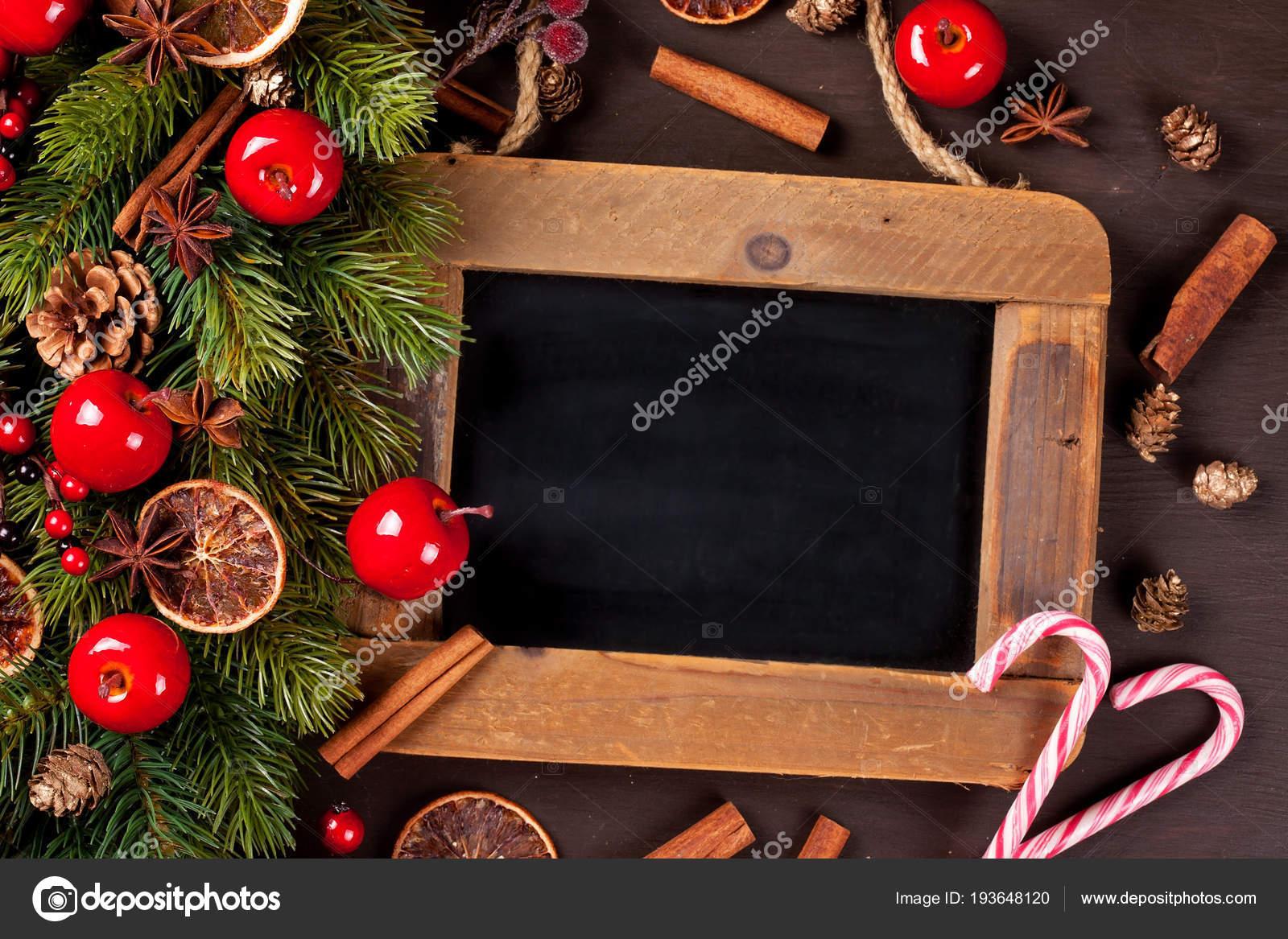 Frame Christmas Decoration Card Text Xmas Cards Invitation ...