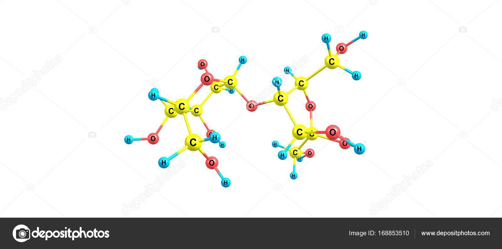 Formula Empirica De La Lactosa Estructura Molecular De La