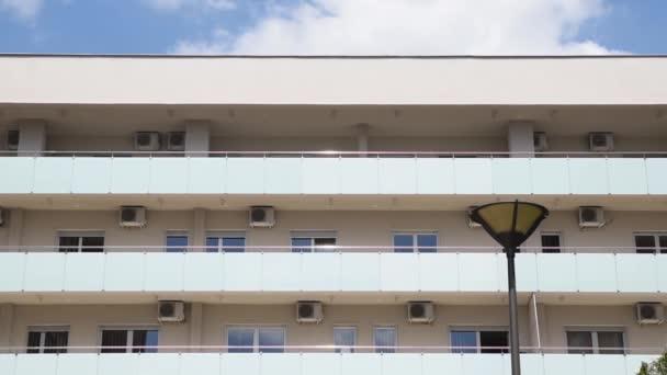 Neuer sozialer Wohnungsbaublock der Regierung