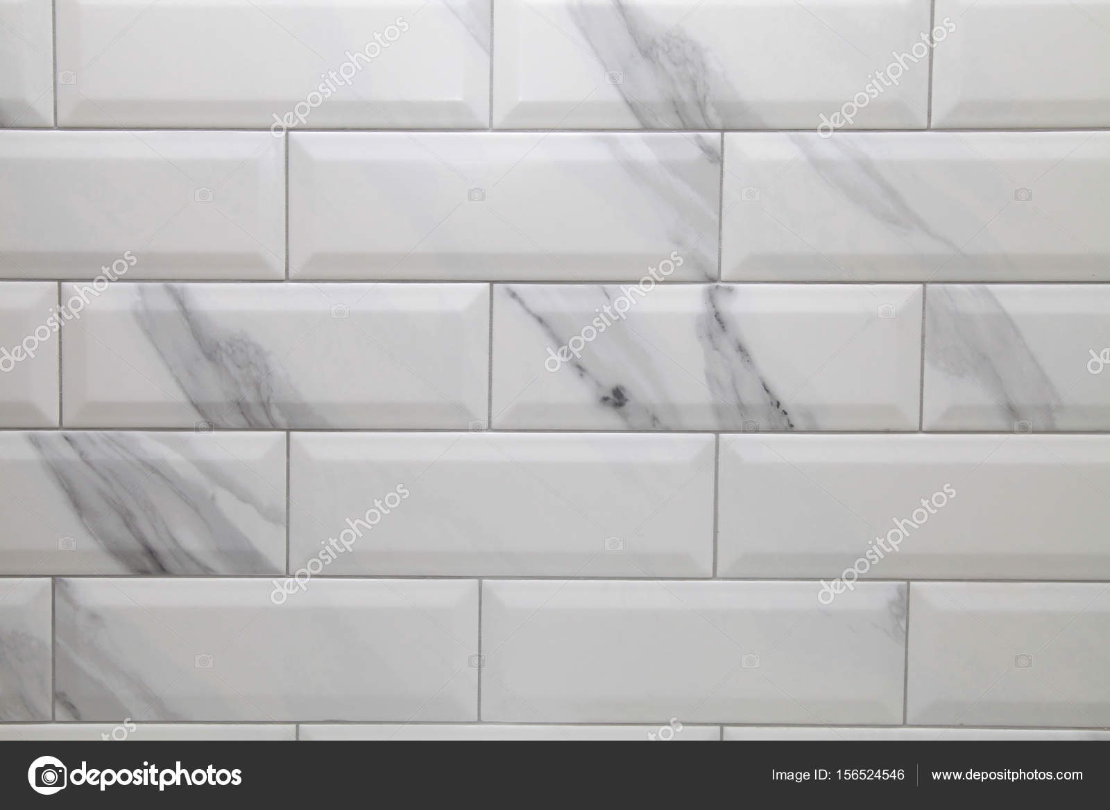 Witte metro ceramiektegel achtergrond u2014 stockfoto © felker #156524546