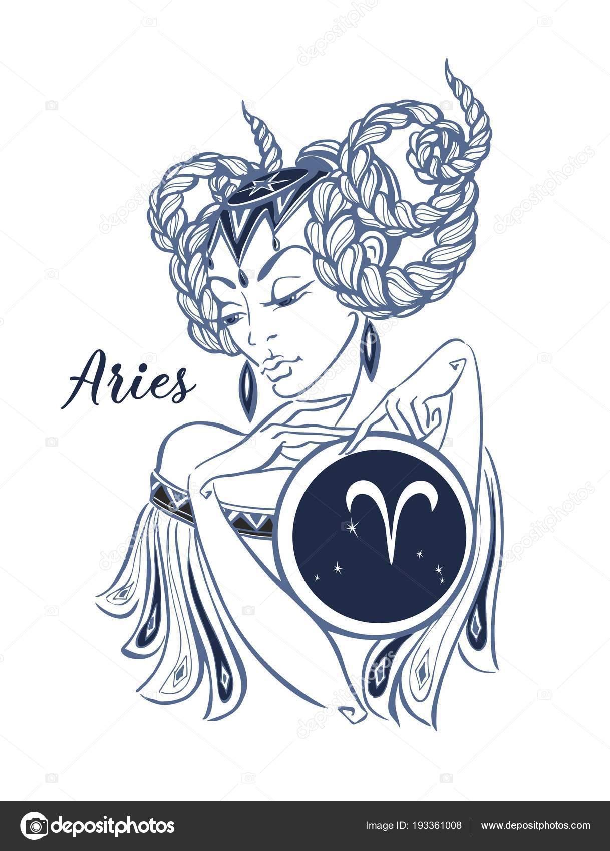 aries girl horoscope