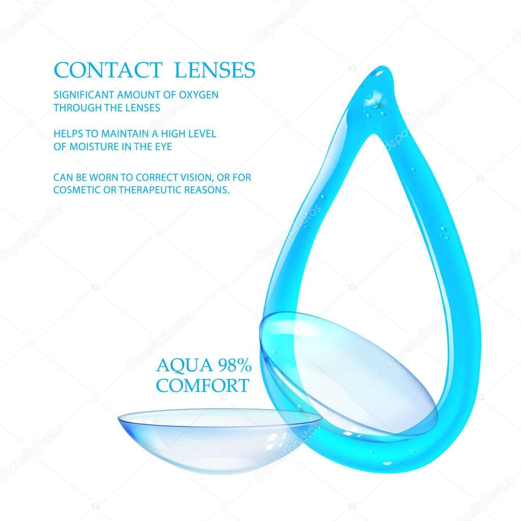 Best blue contact lenses.