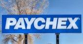 Paychex vnější znak a Logo