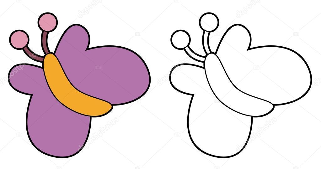 Animado Mariposas Animadas Para Dibujar Dibujos Animados De