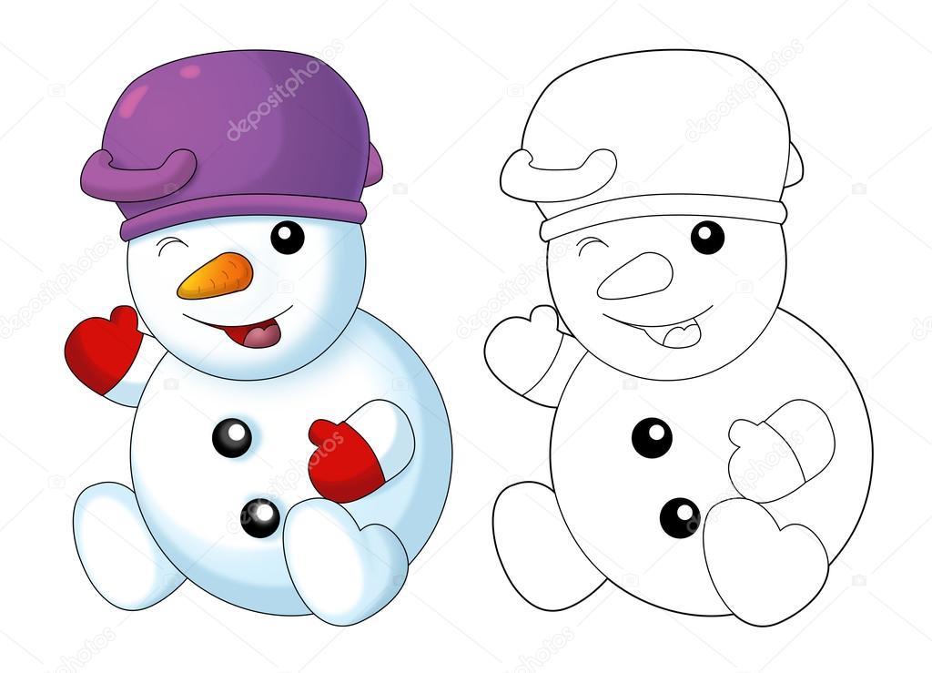 Imágenes: muñecos para descargar | Muñecos de dibujos animados feliz ...