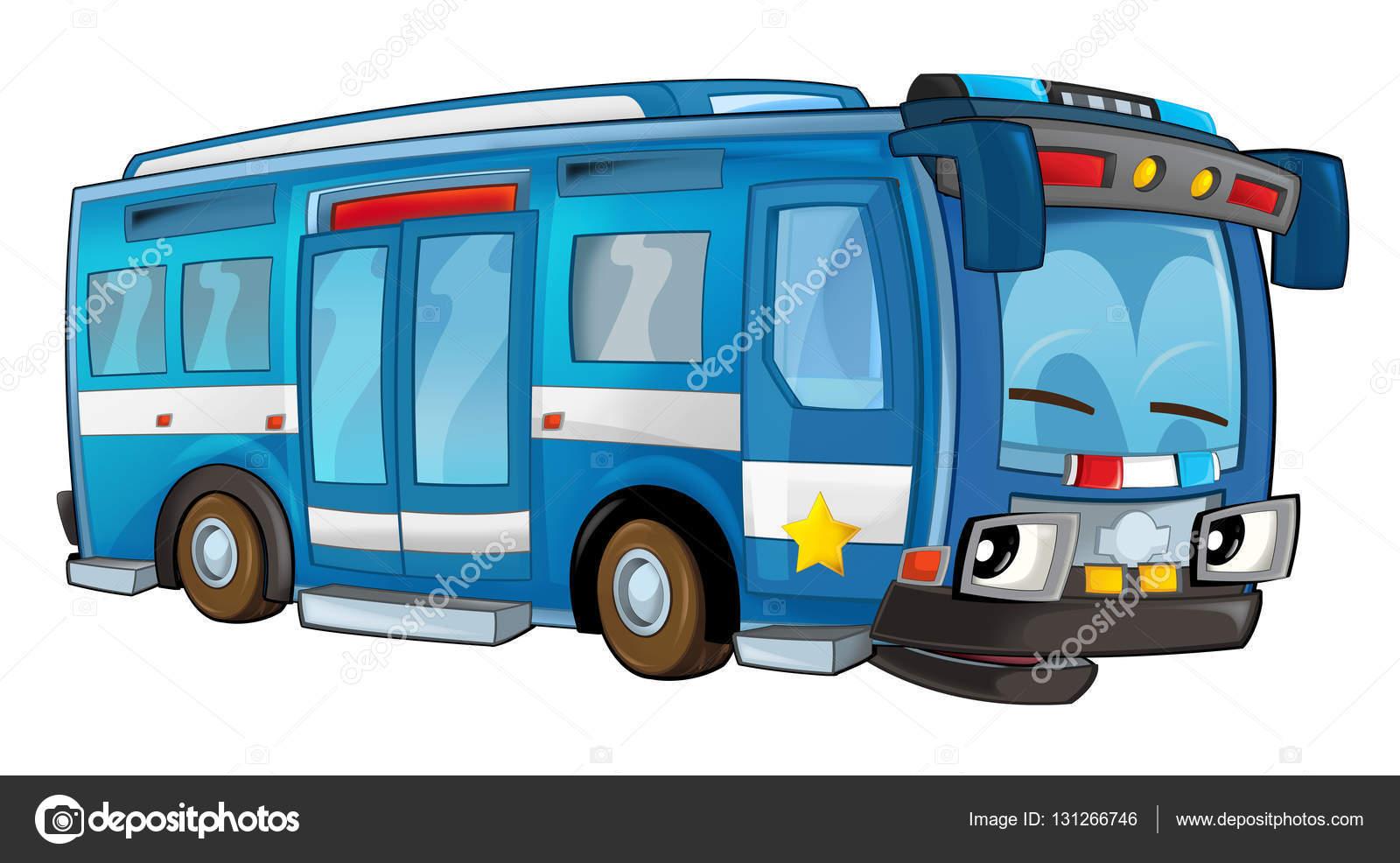 Bus Dessin Anime
