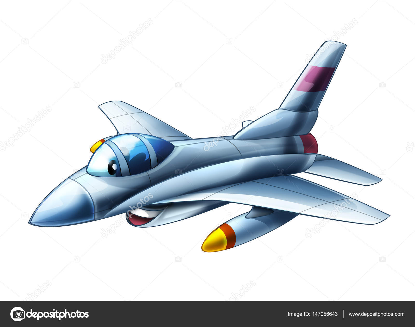 Jet Cartoon Images Www Pixshark Com Images Galleries
